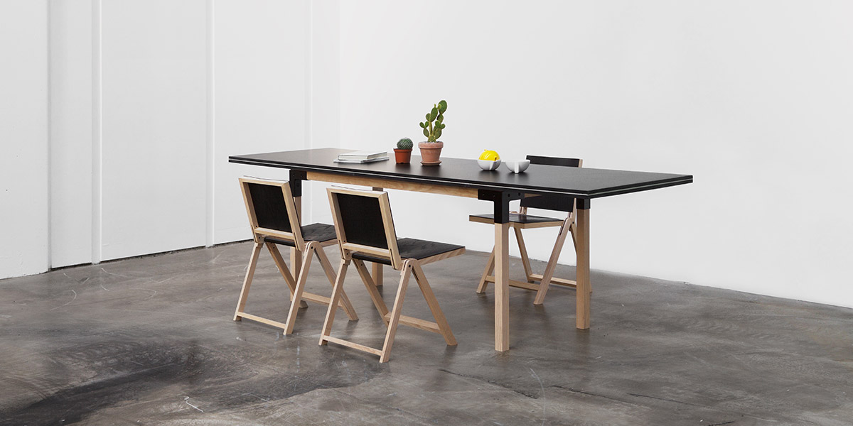 Pull-Pong Multipurpose Dining Table