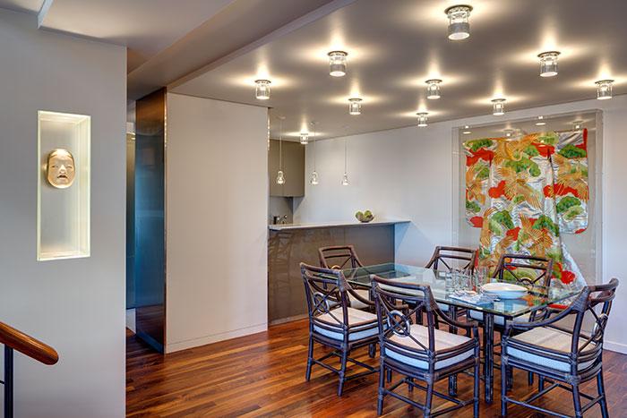Richman Duplex Dining Area