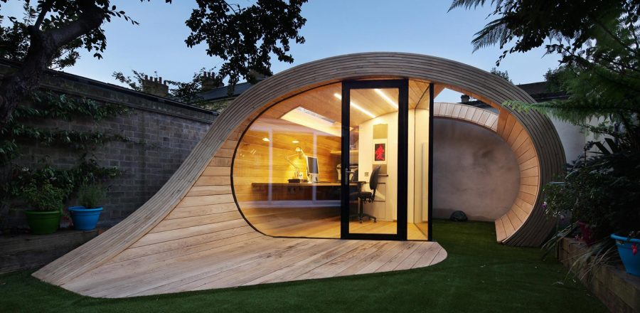 Shoffice By Platform 5 Architects