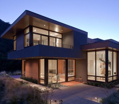 Sinbad Creek House By Swatt Miers Architects