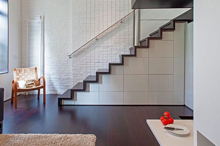 Small Apartment In New York By Specht Harpman Architects