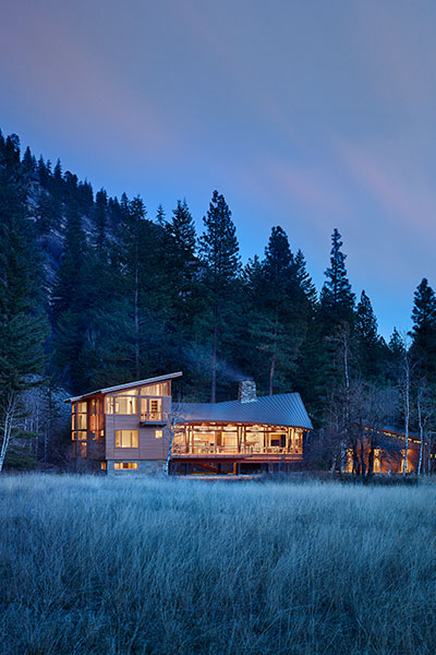 Spectacular Cottage In Methow Valley Washington