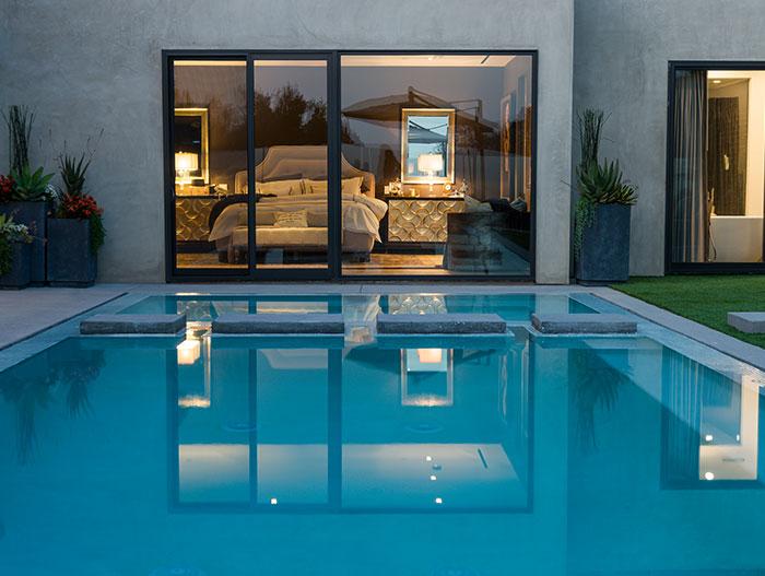 Stunning Californian house