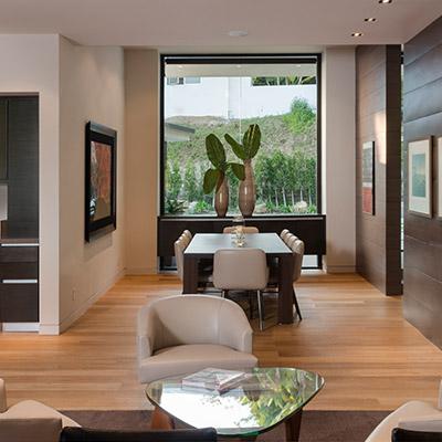 Stylish dining room design