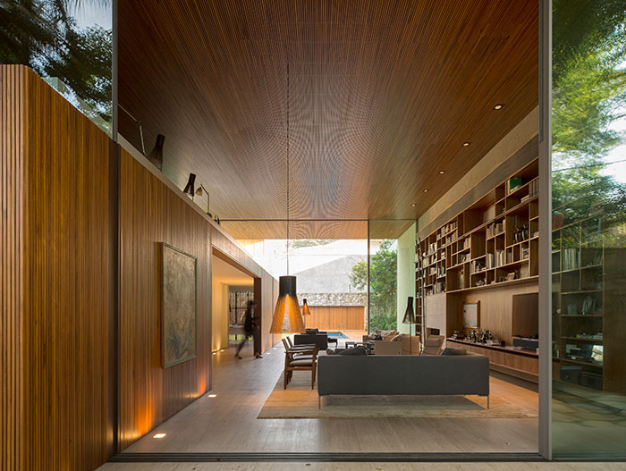 Tetris House - Modern home in Brazil by Studio MK27