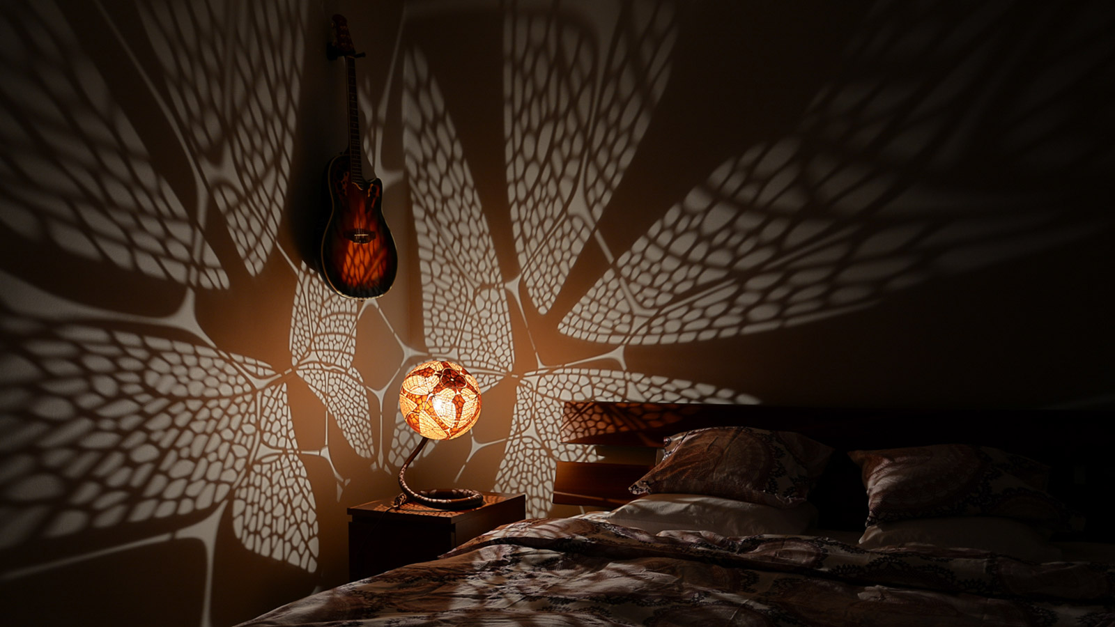 breathtaking gourd lamps by calabarte for sale photos