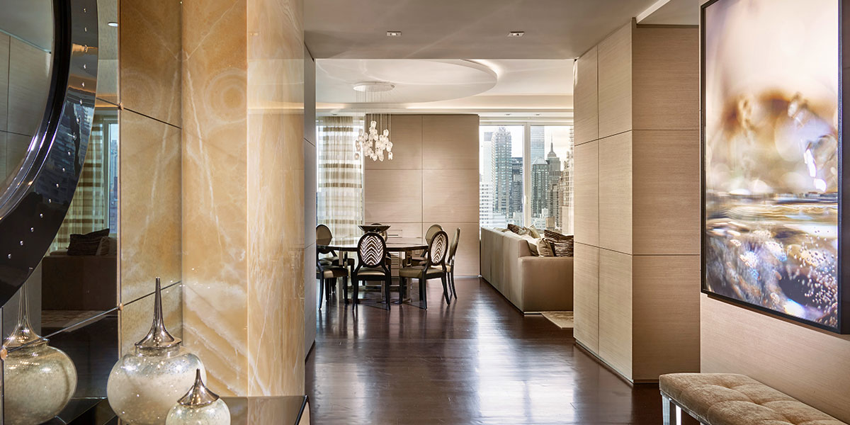 Stylish apartment in new york fit for a family of five - Residence secondaire exotique calderin design ...