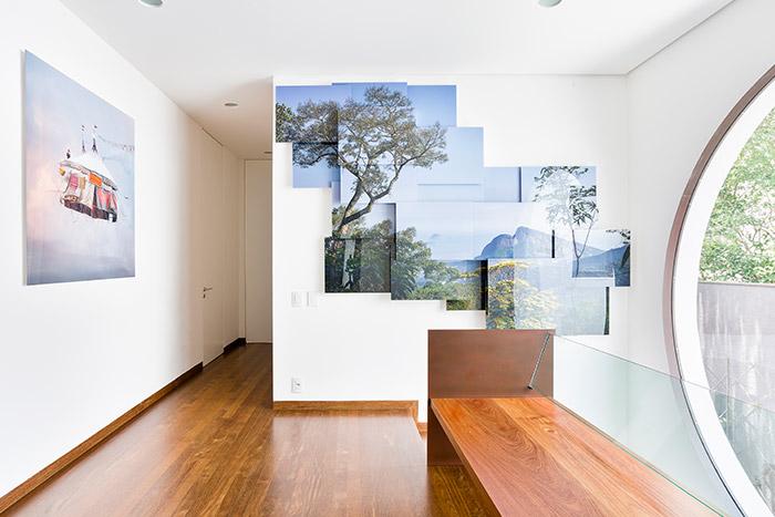 AA House modern white bedroom by Pascali Semerdjian Architects
