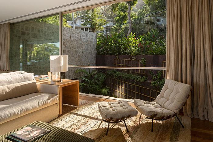 AL House by Studio Arthur Casas modern interior design