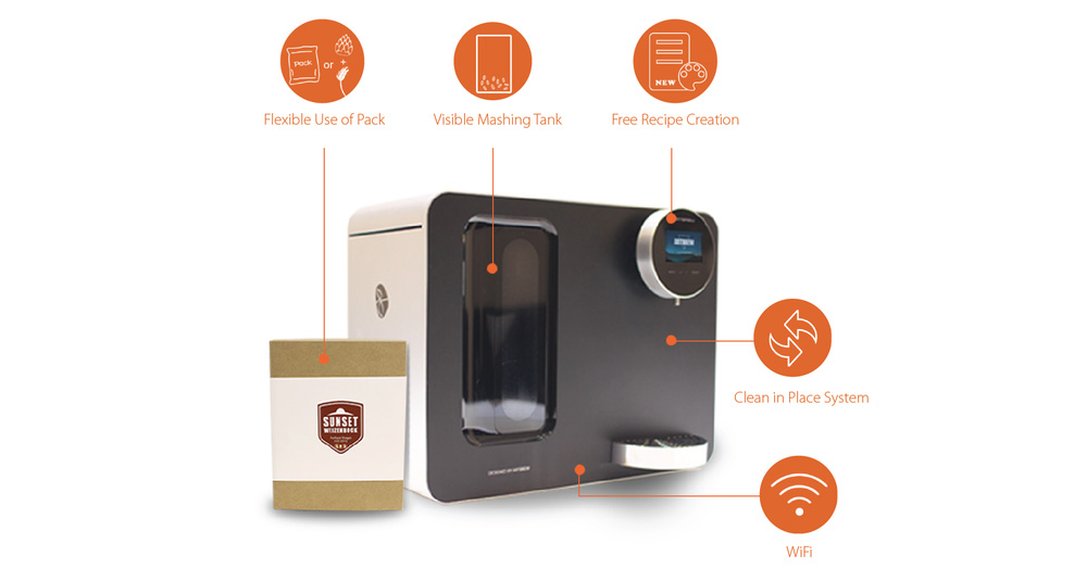 Artbrew great automated homebrewing machine for your smart home