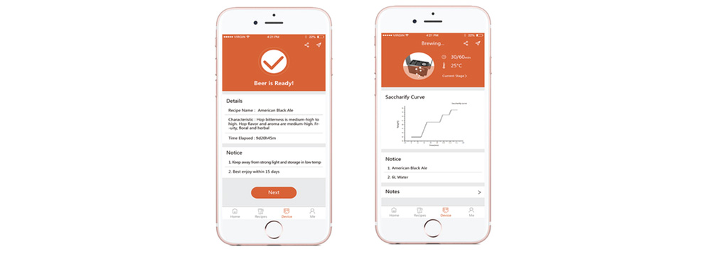 Arbrew app lets you share your beer recipes with others
