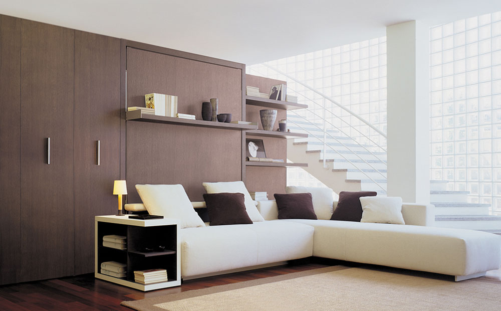 These 10 modern murphy beds will help you maximize space Modern murphy bed