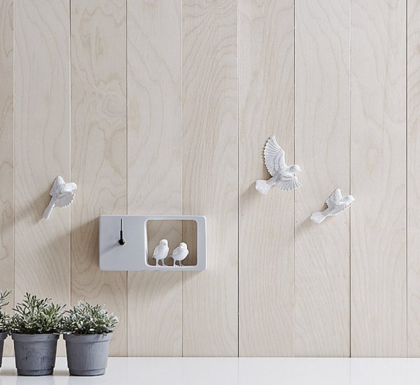 Beautiful clocks by haoshi design