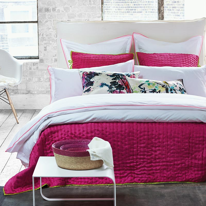 Beautiful pink bedding set for sale