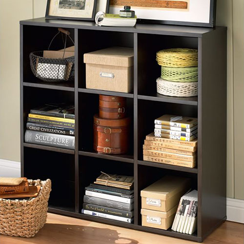 Bedford 3 x 3 Bookcase