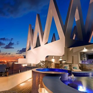Breathtaking penthouse by Pepe Calderin Design with unbelievable Miami Beach views
