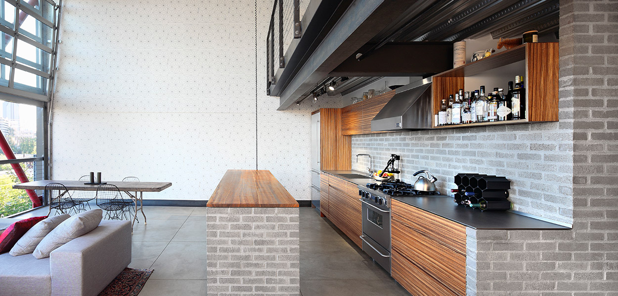 Stunning Capitol Hill loft renovation by Seattle based SHED Architecture