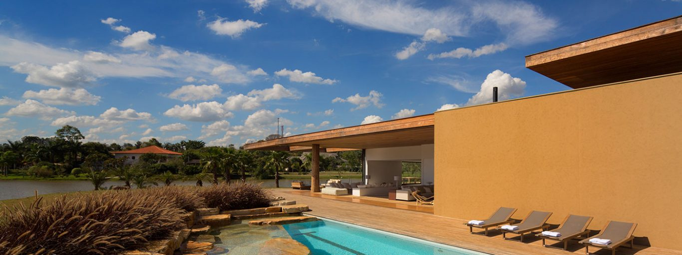 Casa Itu by Studio Arthur Casas: Sustainable house, near Sao Paolo in Brazil for a young family