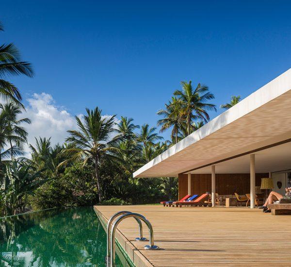 Casa Txai by Studio MK27: Striking modern house with amazing views of the Atlantic Ocean