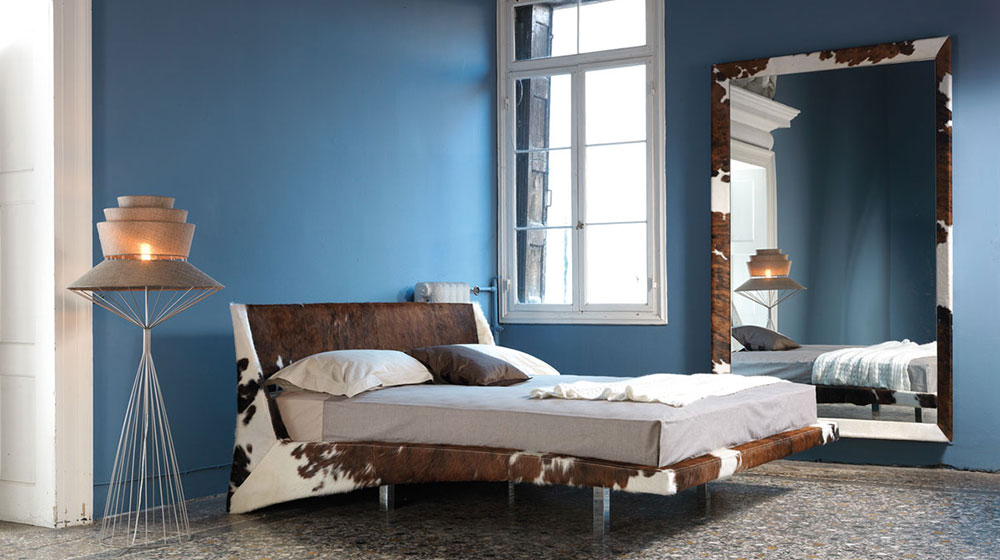 Dylan Modern Bed By Cattelan Italia