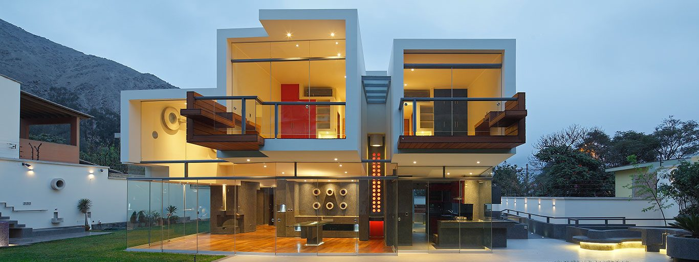 Contemporary architecture at its best: Breathtaking house in Peru by Longhi Architects