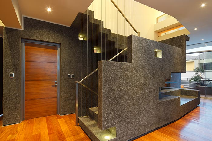Contemporary interior design in breathtaking house: House Forever by Longhi Architects