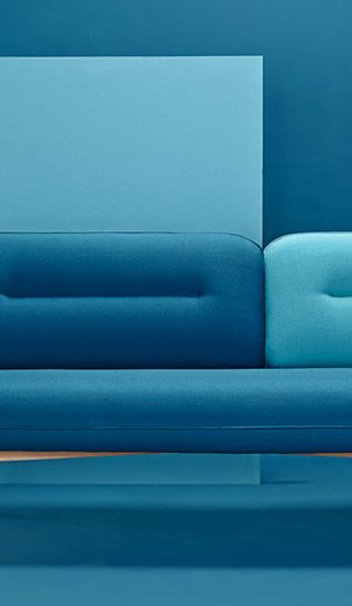 Cosmo A Chamelion Sofa by La Selva