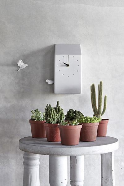 Cuckoo x clock by haoshi design