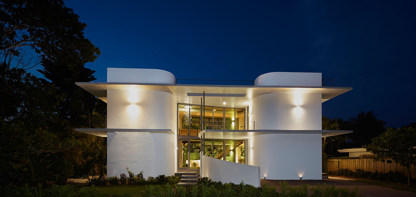 Dilido Haus stunning Miami Modernist architecture by Home Vision DNA
