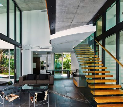 Stunning Di Lido Island house merges Miami Modernist architecture with eco-friendly vision