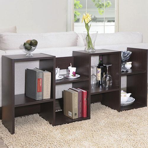 Hokku Designs Celeste Modern Bookcase