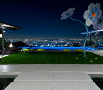 Hopen Place: From mid-century modern to a one-of-a-kind celebrity home in the Hollywood Hills