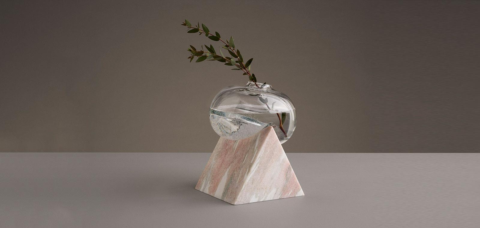 Indefinite vases by Studio E.O beautiful sculptural vases