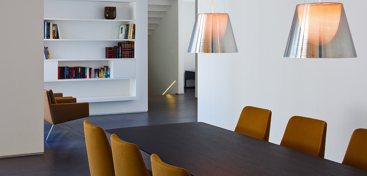 Bright and cozy family home with Belgian furnishings, located in Israel - designed by Blumenfeld Moore Architects