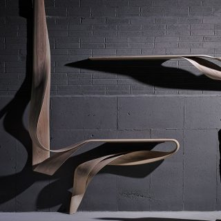 Joseph Walsh Studio futuristic furniture pieces