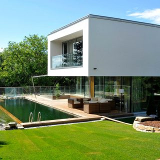A Light Filled Low Energy House In Vienna Austria