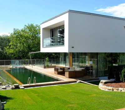 A light-filled, low-energy house in Vienna, Austria