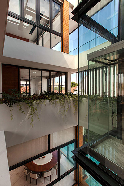East Singapore Luxury house interior design