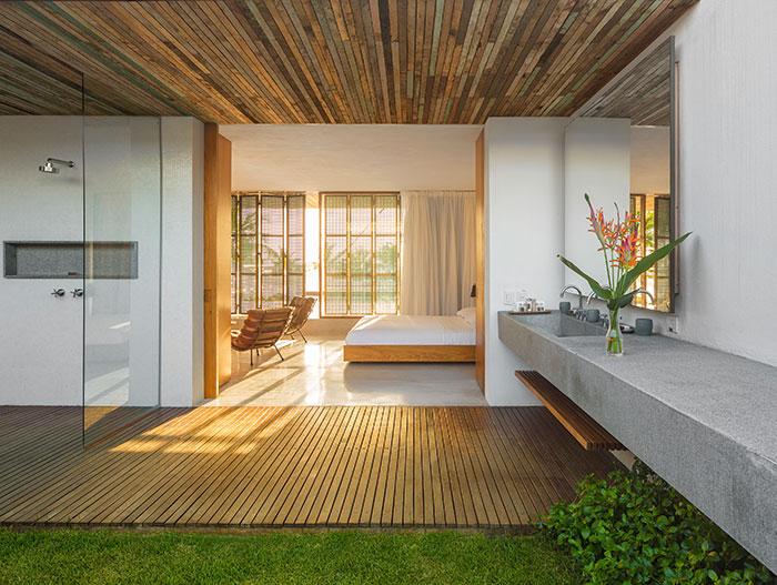 Modern Brazilian house by Studio MK27