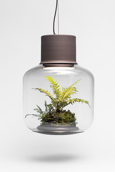 Nui studio - Mygdal innovative plant lamp