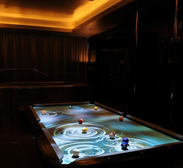 Obbscura Cuelight Greatest pool table ever made