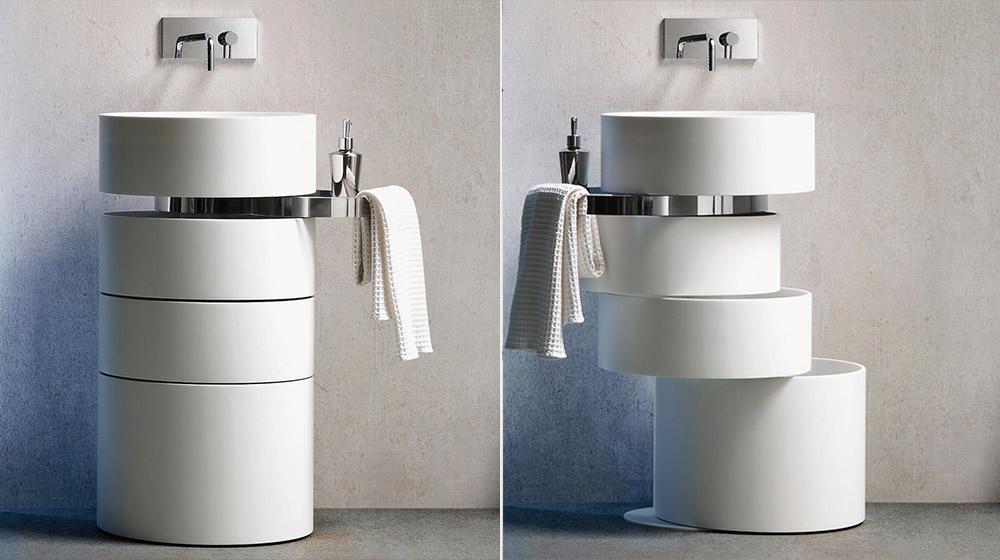 Orbit Sink creative sink by Alessandro Isola