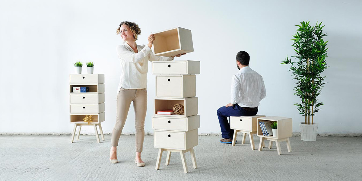 Otura Basic Modular Furniture System