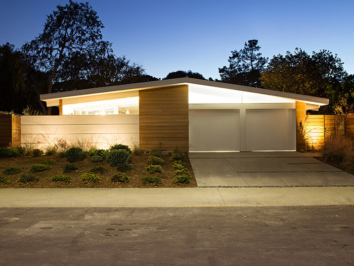Classic Palo Alto house gets modern makeover - by Klopf Architecture