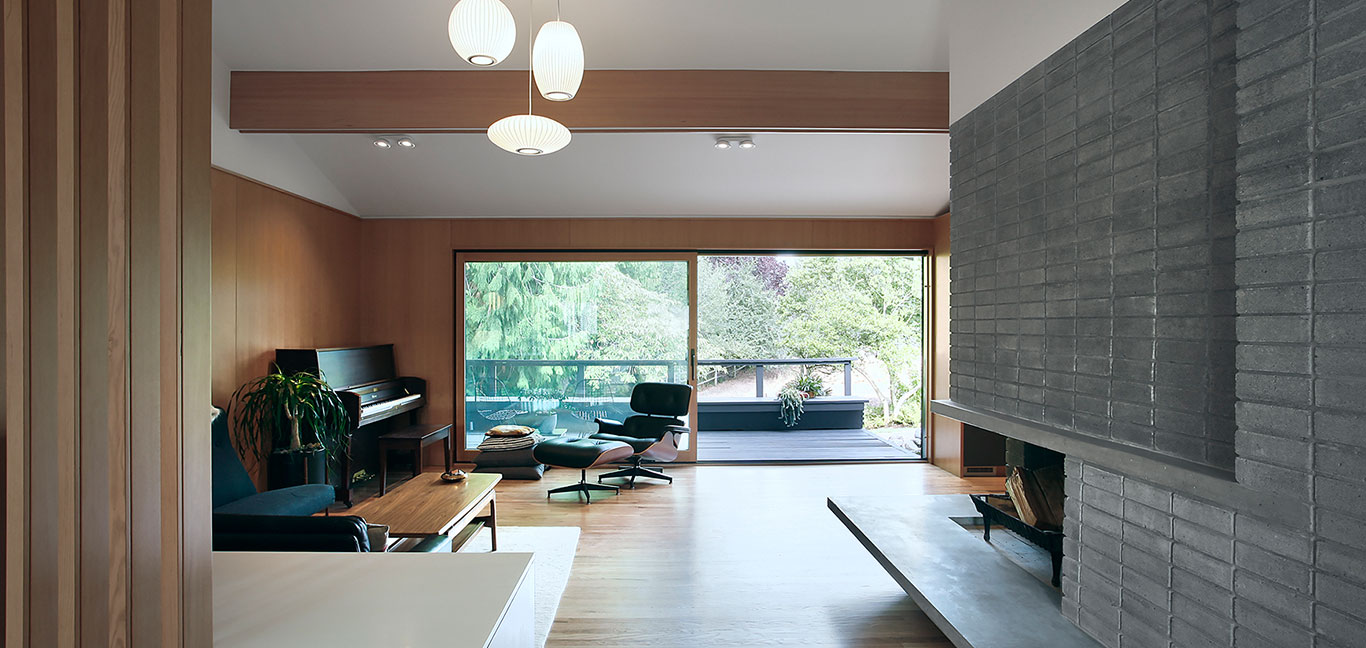 modern shed of seattle Modern House