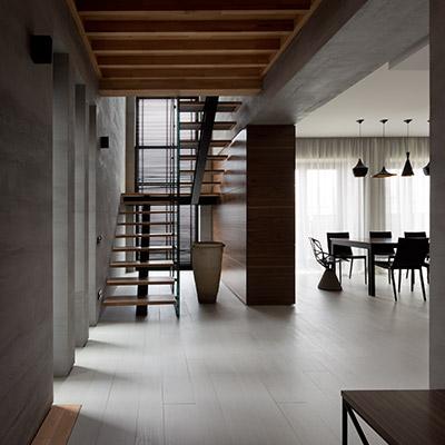 two-levels-nott-design-hallway-dnepropetrovsk