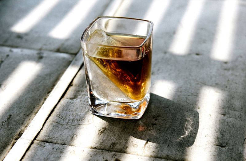 Whiskey Bourbon Scotch Glass