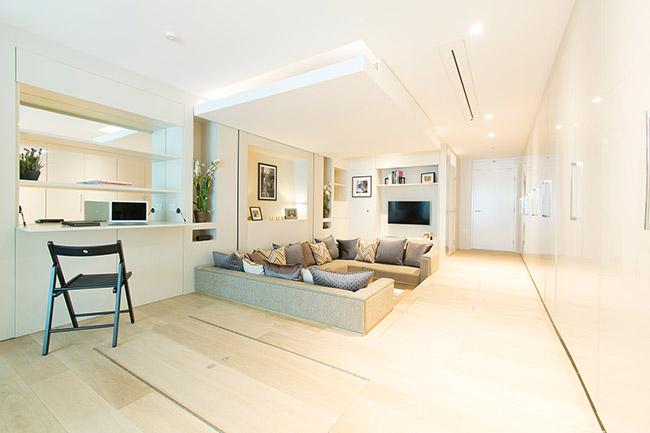 YO! Home convertible apartment concept