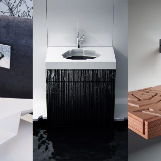 10 creative bathroom sinks