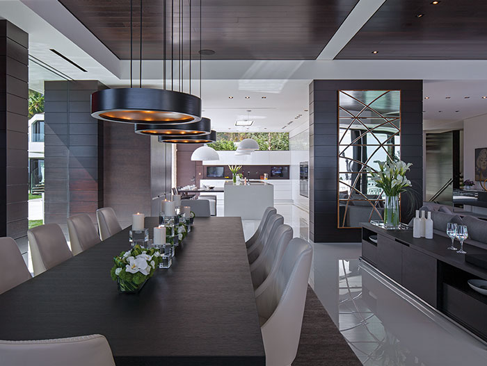 1201 Laurel Way Residence: A Beverly Hills dream home with modern interior by Whipple Russell Architects